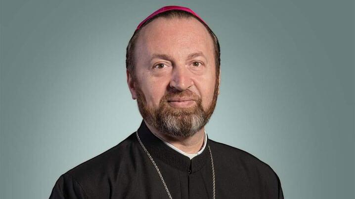 Înscăunarea noului episcop eparhial