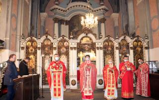 """""""Isus se lasă întâlnit"""" – pr. Marius Cerghizan la ceas istoric pentru Eparhia de Cluj-Gherla"""