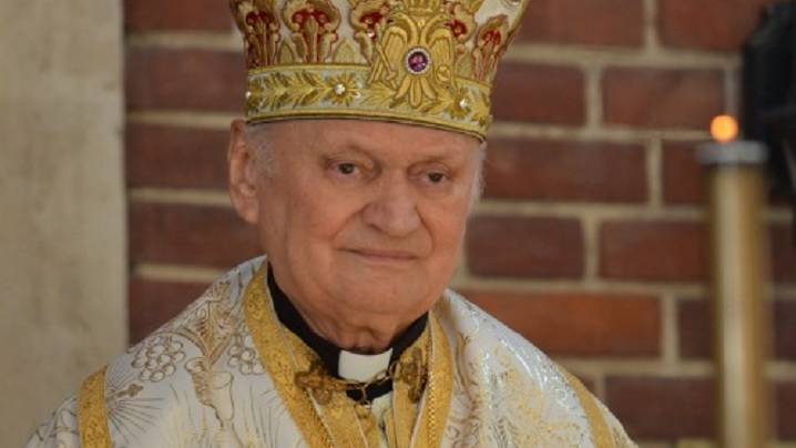 15 ani de la întronizarea primului Arhiepiscop Major al Bisericii Române Unite