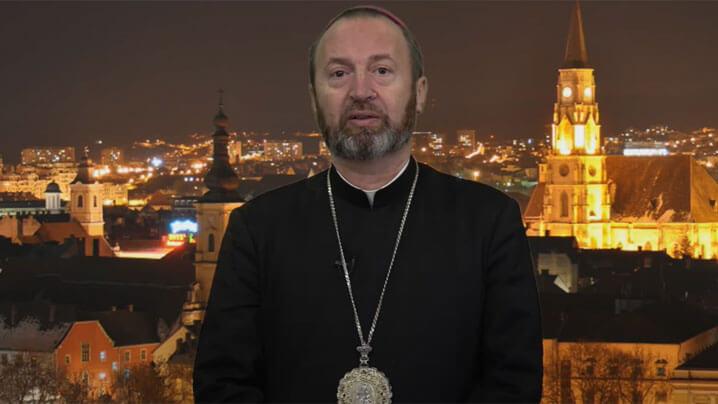Preasfinția Sa Claudiu, Episcopul de Cluj-Gherla - Mesaj la Învierea Domnului 2021