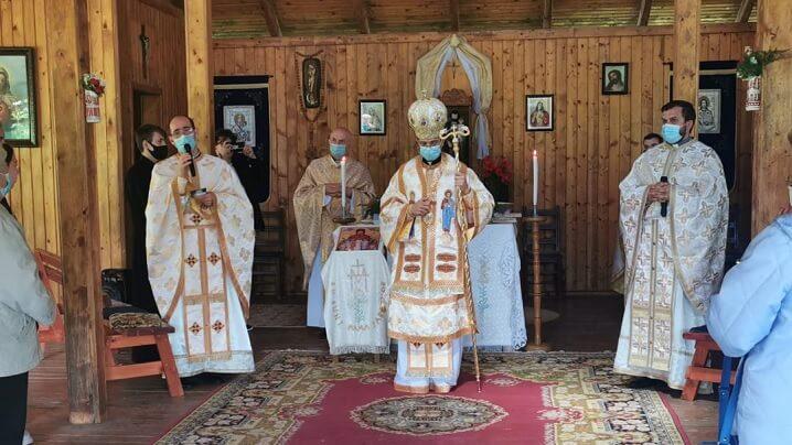 Pelerinajul de primăvară Sanctuarul Arhiepiscopal Major al Fecioarei Săracilor din Cărbunari (Blaj)