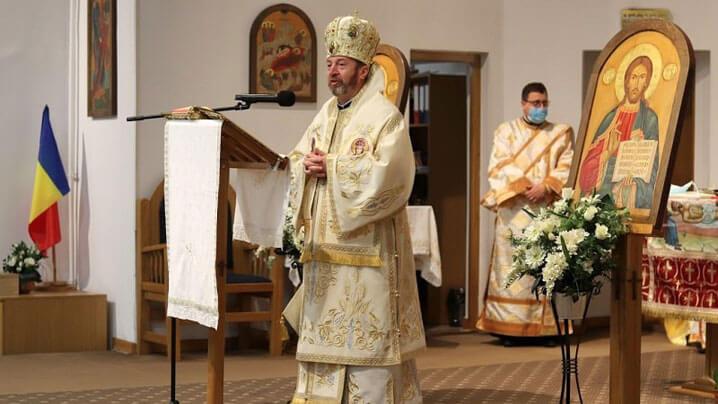 Prima vizită pastorală a PS Claudiu ca Episcop de Cluj-Gherla