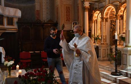 Sărbătoarea Sfintei Rita la catedrala din Lugoj – 22 mai 2021