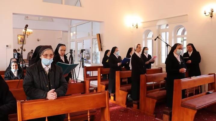 Zile de Spiritualitate Mariană la Sanctuarul Arhiepiscopal din Cluj