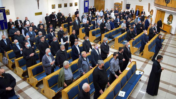 Adunarea Generală a Preoților Eparhiei de Cluj-Gherla