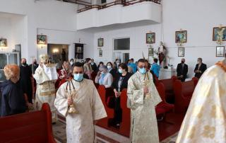 Celebrare arhierească la Cluj în sărbătoarea Fericiților Episcopi martiri greco-catolici