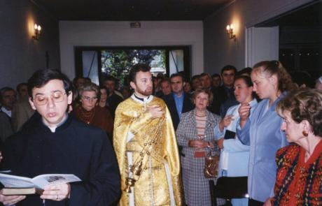 """Episcopul Claudiu Lucian Pop: """"Provocările pentru Biserică sunt mult prea mari pentru a nu căuta un răspuns împreună"""""""
