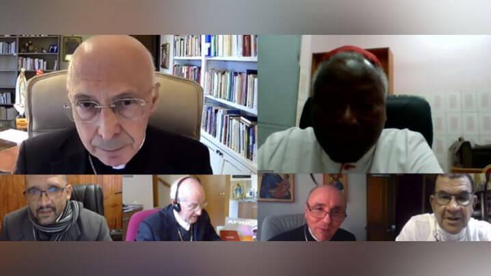 Intervenția Preasfințitului Virgil la seminarul CCEE-SECAM, 1-2 iunie 2021