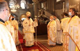 Sărbătoarea Înălțării Domnului în Catedrala greco-catolică din Cluj-Napoca