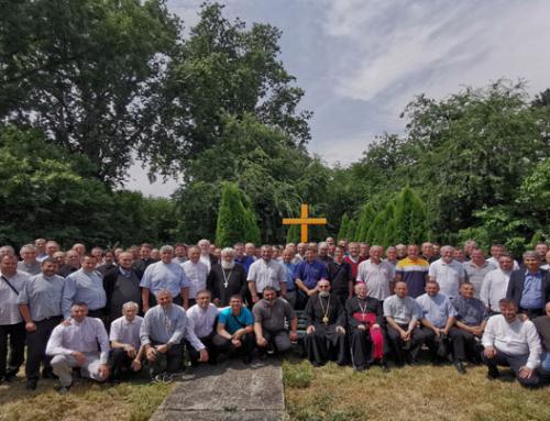 Întâlnirea de vară a clerului din Eparhia de Lugoj – 2021