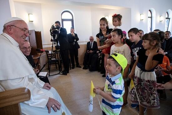 Pastorația romilor – o activitate continuă la Blaj