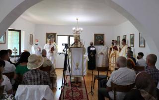 Vizită pastorală în parohia Țaga, protopopiatul Gherla
