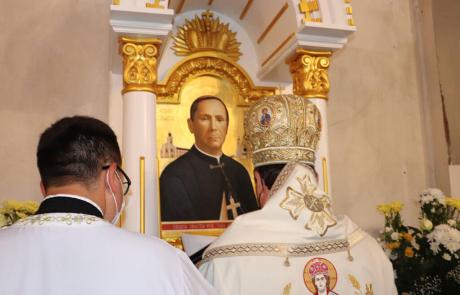 """Hramul Catedralei """"Schimbarea la Față"""" și depunerea moaștelor Fericitului Iuliu Hossu"""