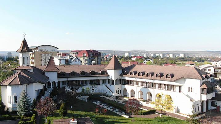 Pelerinajul Eparhiei de Cluj-Gherla cu ocazia sărbătoririi Adormirii Maicii Domnului