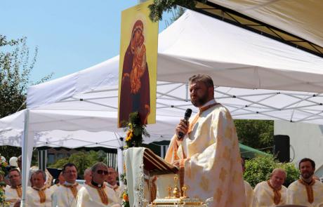 Primul pelerinaj eparhial la mănăstirea CMD din Cluj-Napoca
