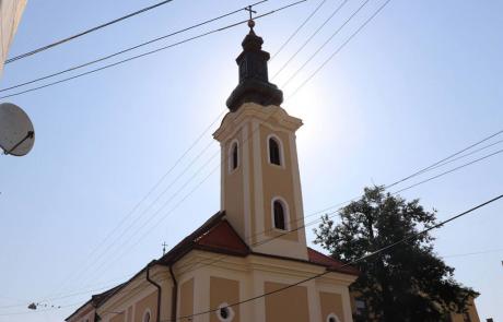 """S-a încheiat reabilitarea bisericii """"Episcop Ioan Bob"""" din Cluj-Napoca"""