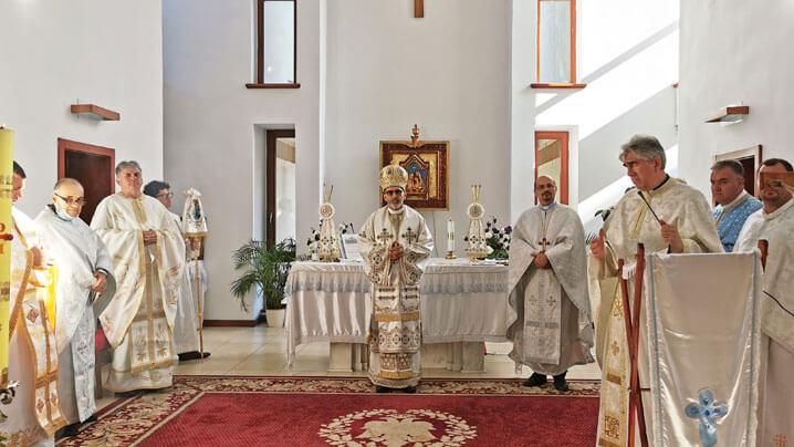 Vizită pastorală a Preasfinţitului Ioan în parohia Timişoara III