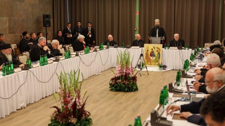 Euharistia și Sinodalitatea - Întâlnirea Episcopilor Orientali din Europa