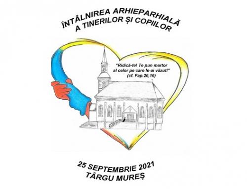 Anunț: Întâlnirea tinerilor și copiilor din Arhieparhia de Alba Iulia și Făgăraș