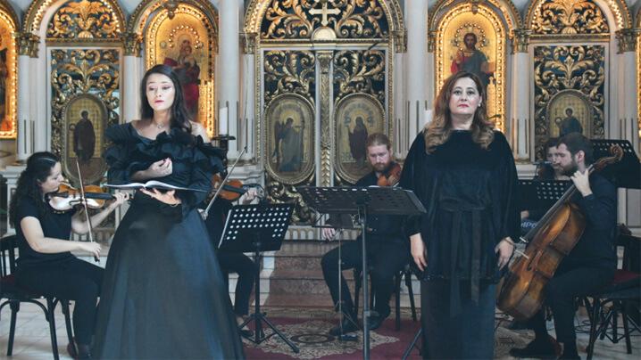 Concert de muzică vocal-simfonică în Catedrala din Lugoj