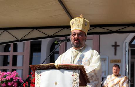 Hramul Mănăstirii Maicii Domnului din Cluj-Napoca, Sanctuar Arhiepiscopal Major