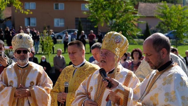 Pelerinajul anual de toamnă la Sanctuarul marian de la Scăiuş, 2021