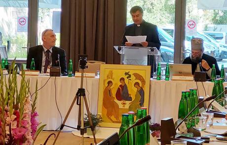 Pr. Marius Cerghizan: Întâlnirea anuală a Episcopilor catolici orientali din Europa