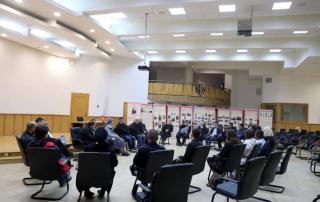 Schimb de experiență între Dieceza de Timișoara și Eparhia de Cluj-Gherla