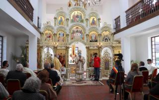 Vizită pastorală și nou început pe drumul trăirii credinței în parohia Herina