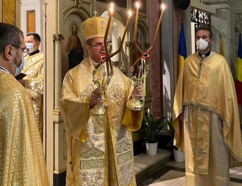 Roma: Celebrare arhierească cu ocazia Zilei Mondiale a Misiunilor