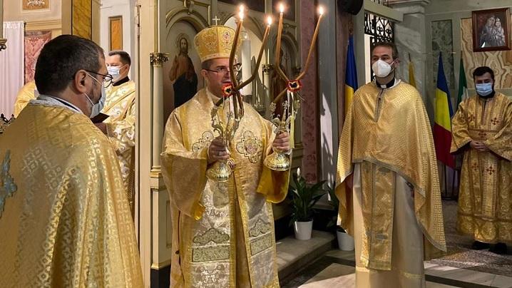 Roma Celebrare arhierească cu ocazia Zilei Mondiale a Misiunilor