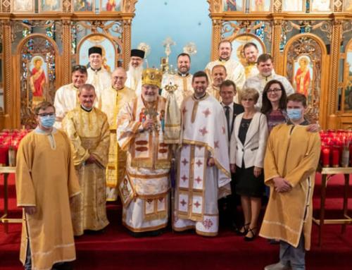 Hirotonire de preot în Catedrala din Canton, Ohio